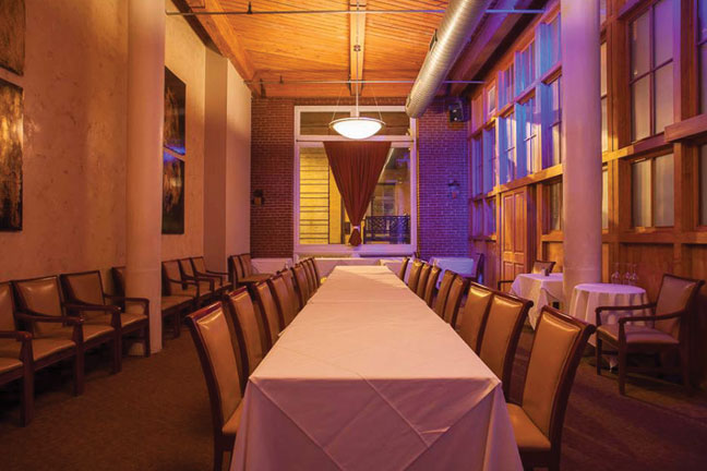 Restaurants In St Louis Mo With Private Rooms
