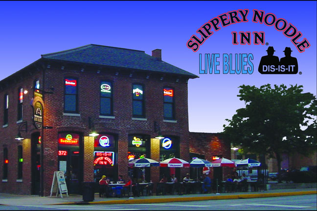 Image result for the slippery noodle