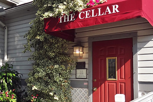 The Cellar Restaurant