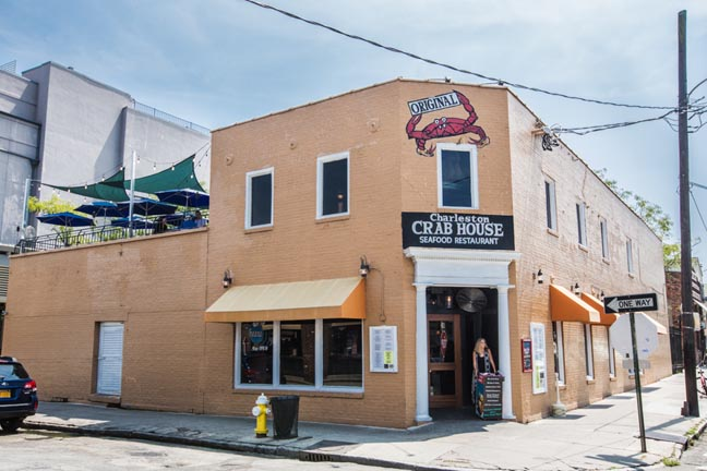 Charleston Crab House Downtown