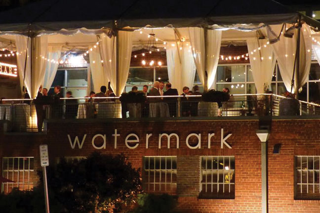 Watermark restaurant chef nashville tn nashville for Best places for dinner in nashville