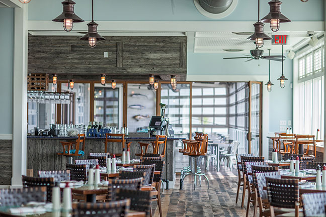 Charleston harbor fish house charleston sc charleston for Fish restaurant charleston sc
