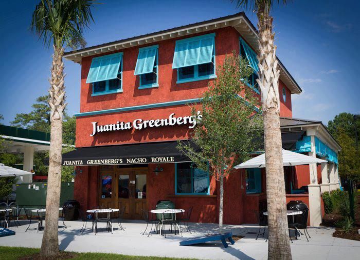 Juanita Greenberg's (Charleston)