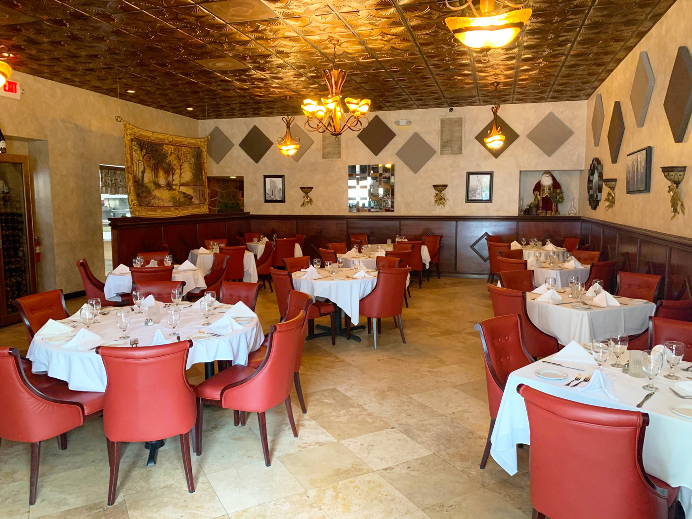 Manhattan Steakhouse - Bonita Springs