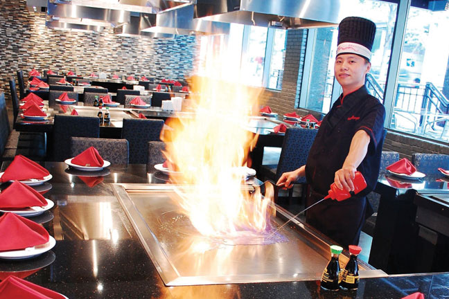 Red Ginger Japanese Steakhouse