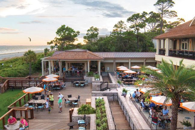 Hilton Head Oceanfront Restaurants Best