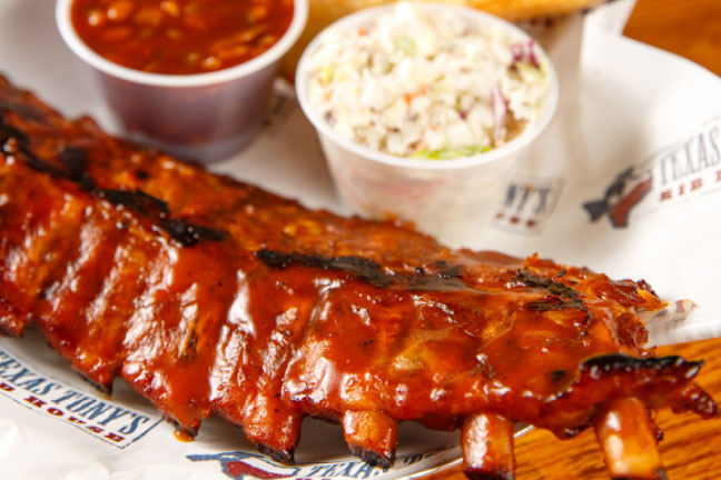 Texas Tony's Rib & Brew House