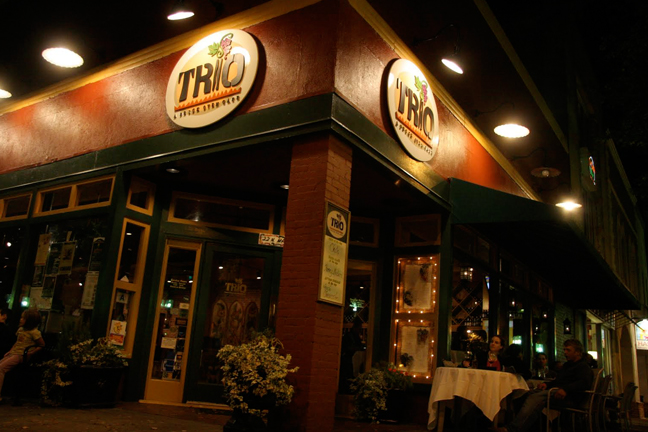 Trio A Brick Oven Cafe Greenville Sc Greenville