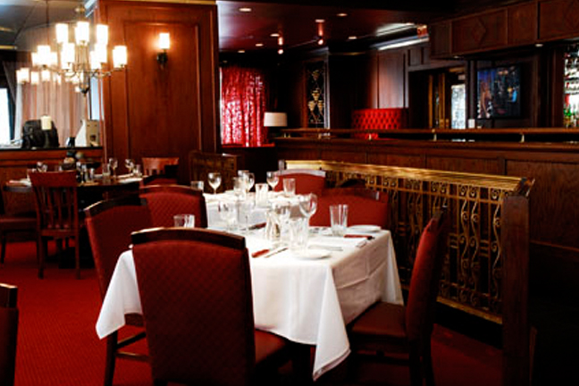 Hyde Park P Steakhouse Downtown