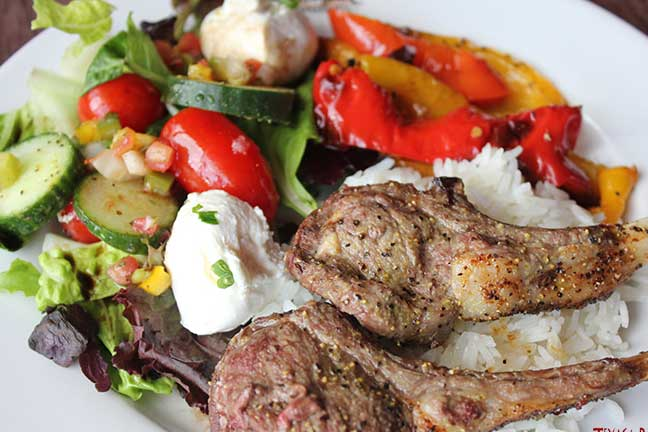 Brazilian Steakhouse - Brasa Grill Steakhouse.