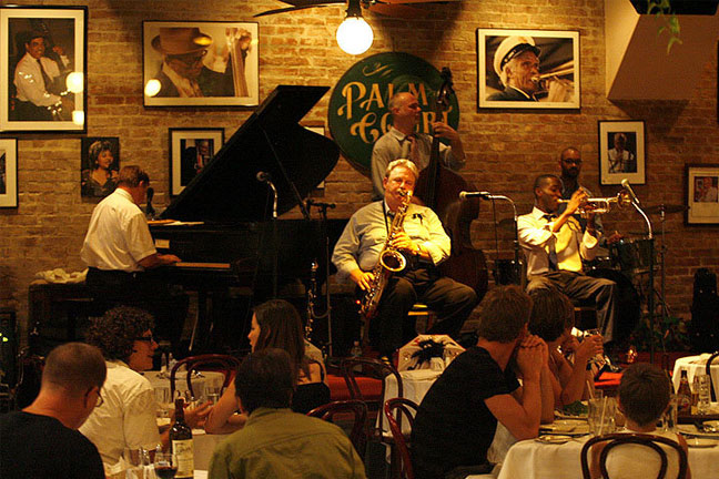 Palm Court Jazz Cafe