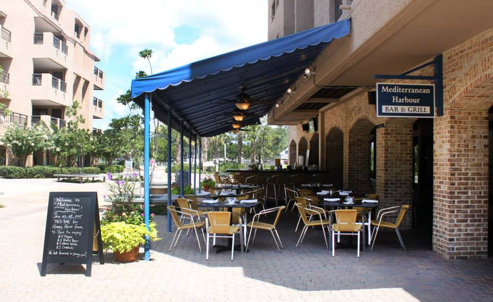 Mediterranean Harbour Bar and Grill
