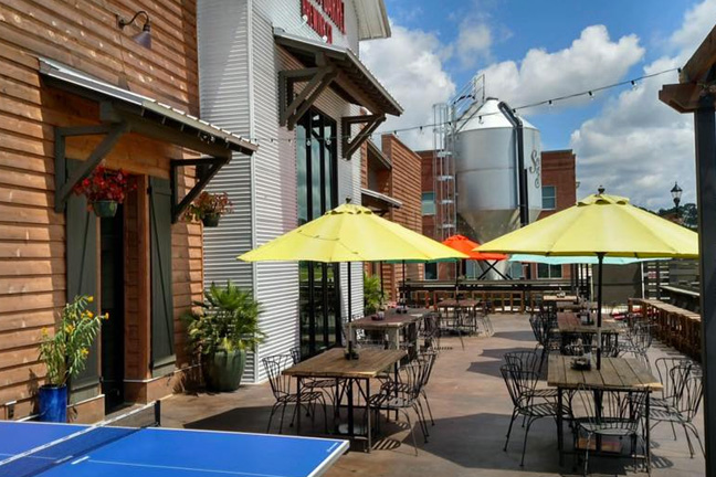 Southern Barrel Brewing Restaurant
