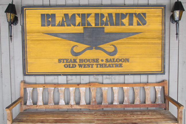 Black Bart's Steakhouse