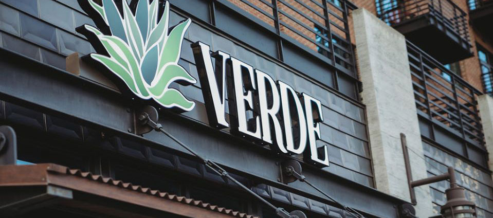 VERDE, Flavors of Mexico (Ironworks)