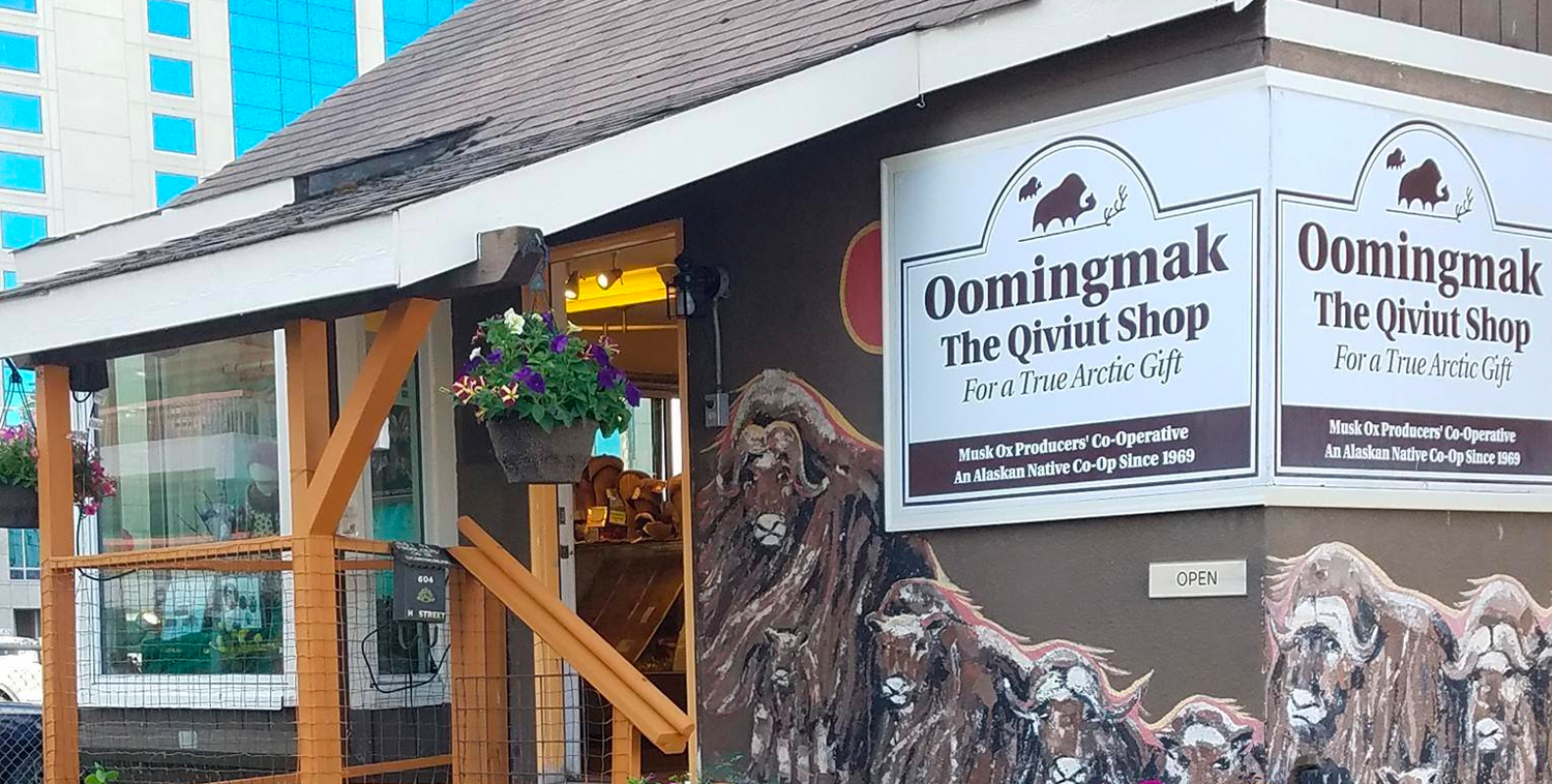 Oomingmak - Musk Ox Producers' Co-Op