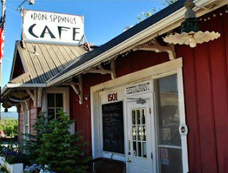 Iron Springs Cafe