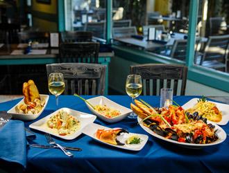 Deep Lagoon Seafood Restaurant
