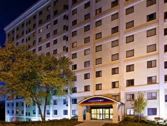 Candlewood Suites Downtown Medical District