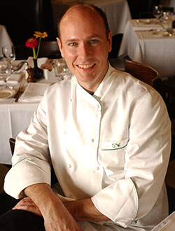 Executive Chef Shawn K. Ward