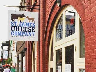 St. James Cheese Co. (Downtown)