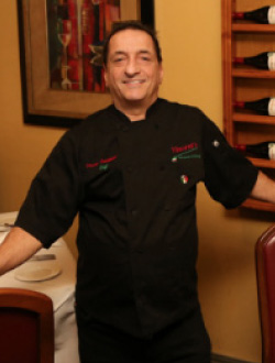 Chef & Owner Vincent Catalanotto