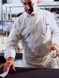 Executive Chef, Dante Boccuzzi