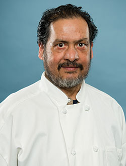Chef/Owner Zail Singh Shergill