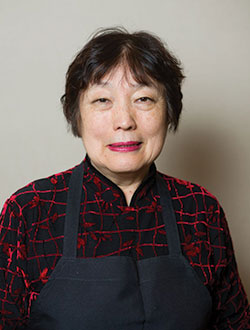 Executive Chef Margaret Kuo
