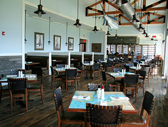 Charleston Harbor Fish House