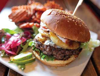Sesame Burgers &  Beer (Mt. Pleasant)