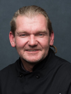 Executive Chef, Shane Robertson