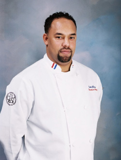 Executive Chef, Keith Erwin