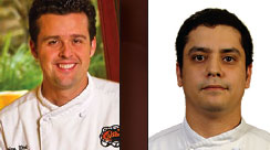 Brian West<br>Executive Chef  <br>Jacob Campos<br>Sous Chef <br>Shane Burn<br>Director of F&B