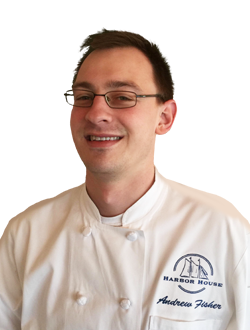 Executive Chef Andrew Fisher