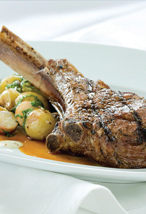 Strauss Free Raised Veal Chops